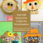 Scarecrow Crafts for Preschoolers
