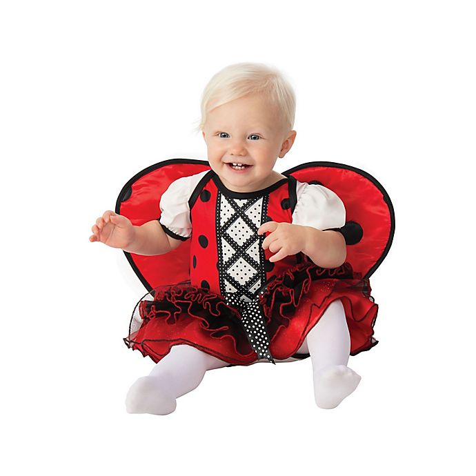 Lady Bug Halloween Costume for Toddlers