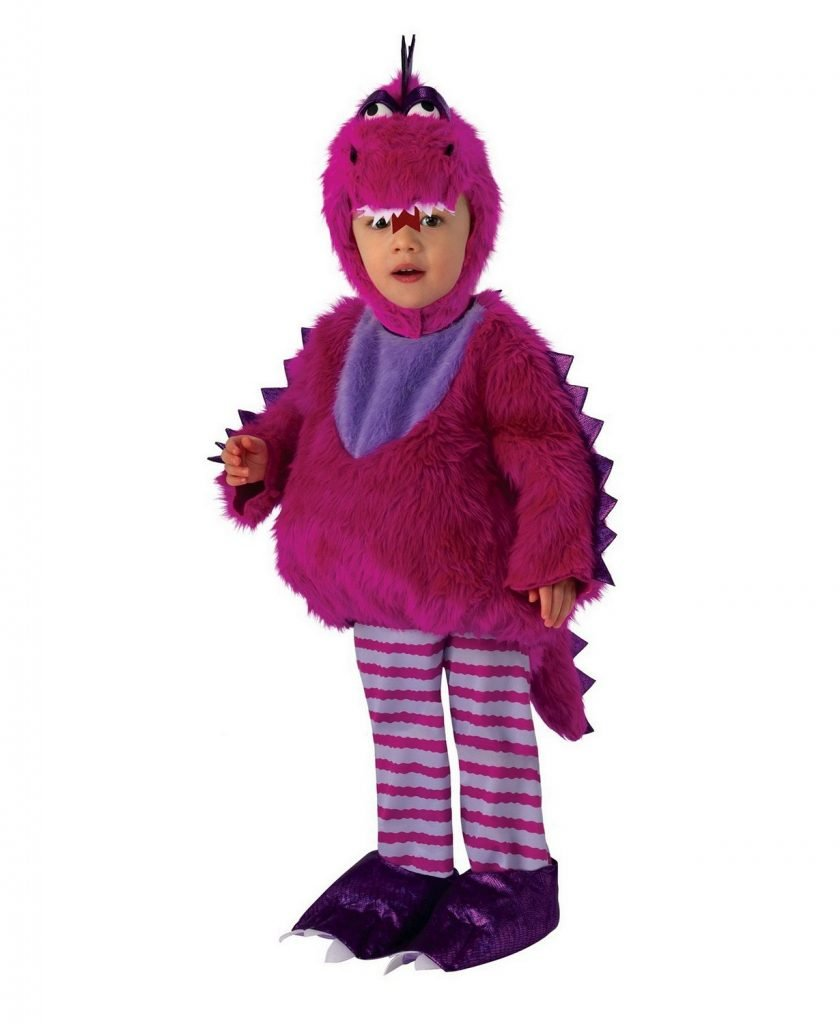 Purple Dragon Halloween Costume for Toddlers