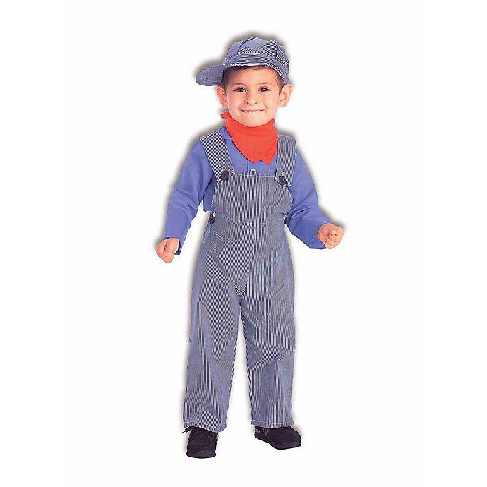 Toddler Train Engineer Costume