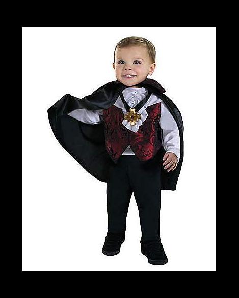 Toddler Vampire Halloween Costume