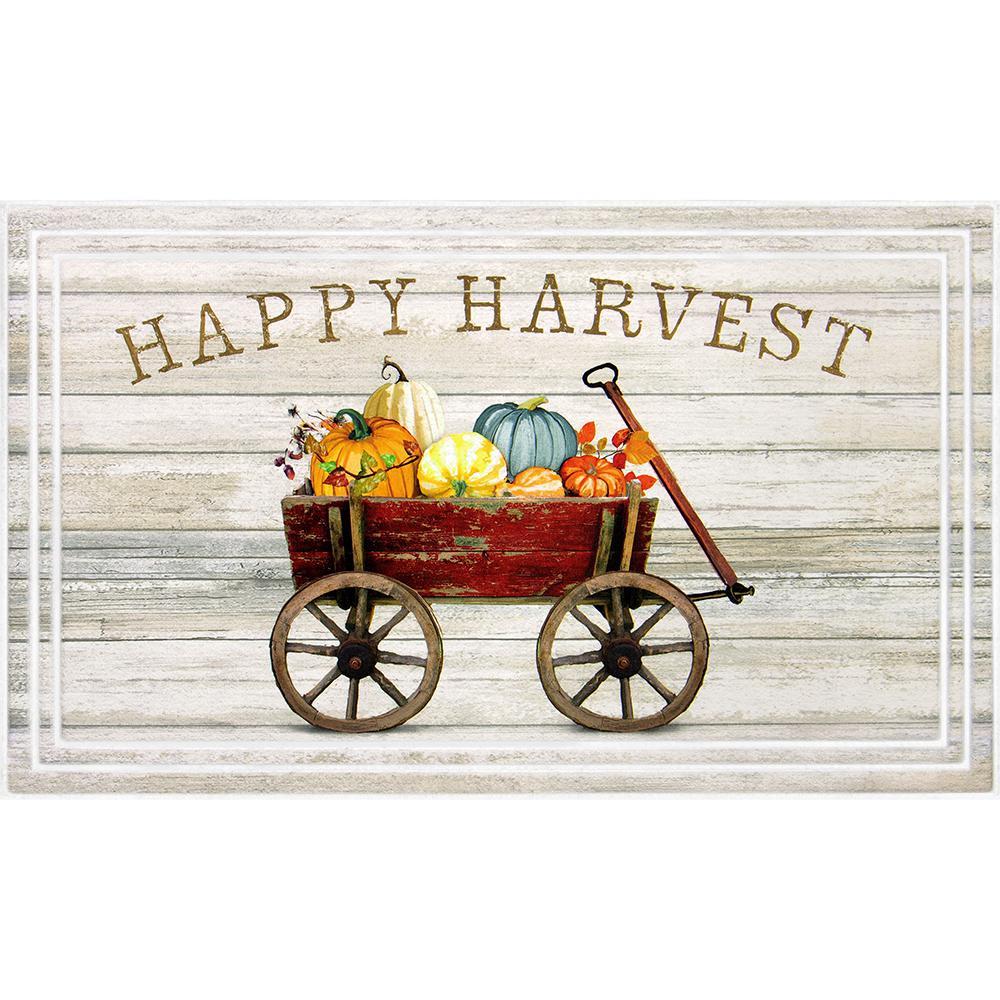 Happy Harvest Doormat